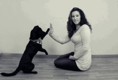Ergotherapeutin Jessica Waters